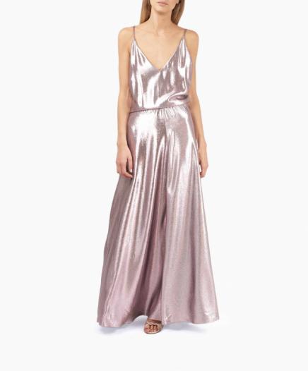 Martin pink dress