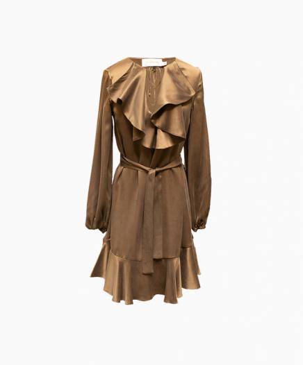 Robe Silk Mini