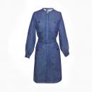 Robe Focus Bleue Foncé
