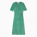 Robe Gabin Vert
