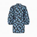 Robe Harriet bleu