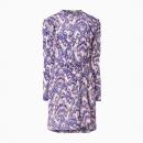 Robe Yoanna Printed Purple
