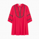 Robe Cale Rouge