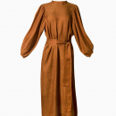 Robe Quentin Moutarde