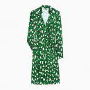 Robe New Jeanne Leopard
