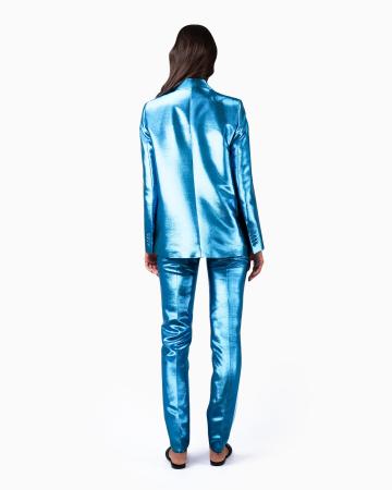 Veste Medhi Turquoise