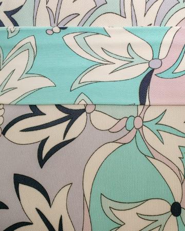 Robe Azur Floral