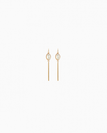Nacre Pierre earrings