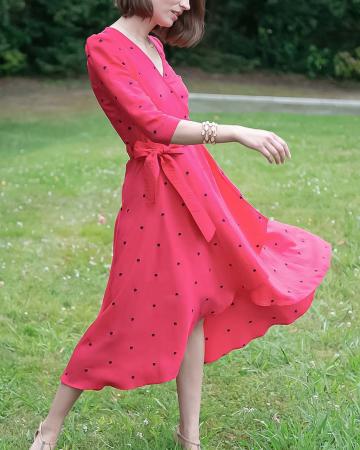 Baklava Rose Dress