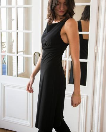 Robe Noeud Noir