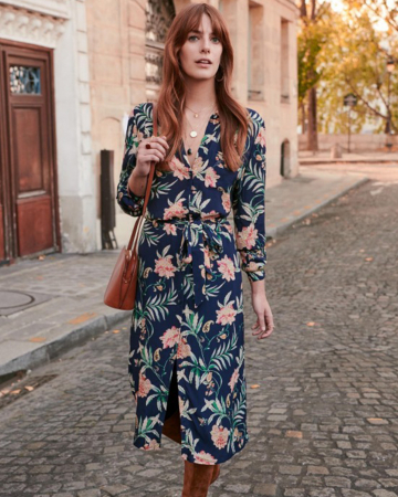 Robe Lexie Fleurs