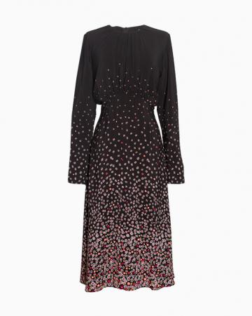 Robe Lian noir