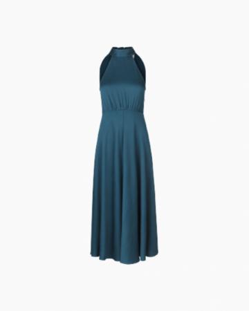 Robe Rheo bleu marine
