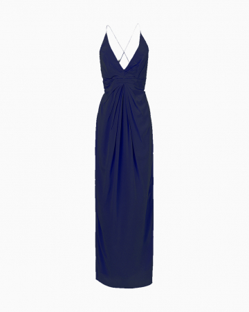 Robe Silhouette Navy