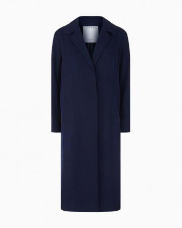 Manteau Trench Robertine Navy