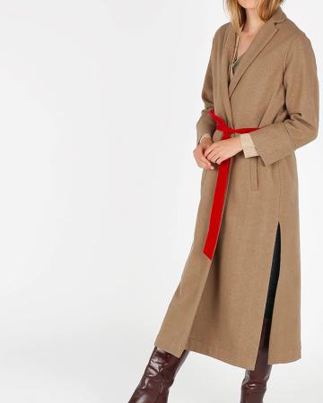 Manteau Tailleur Long
