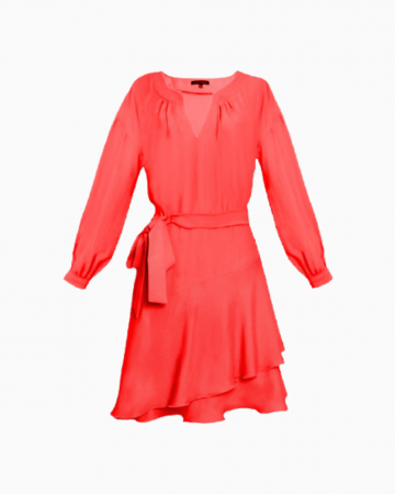 Robe Corail courte