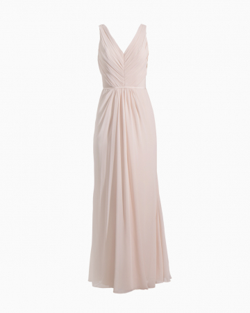 Sleeveless Evening Gown Dress
