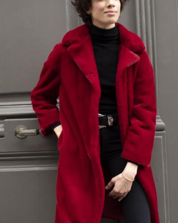 manteau mabillon ruby