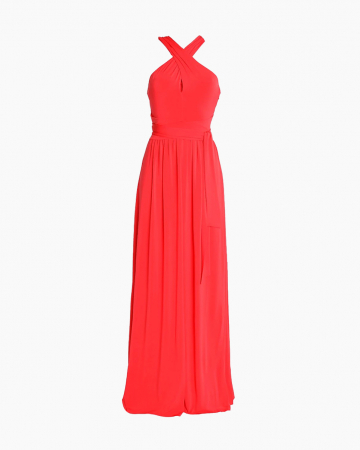 Robe Halterneck Red