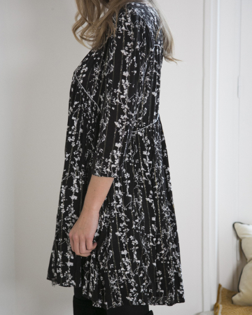 Robe Freeza Noir
