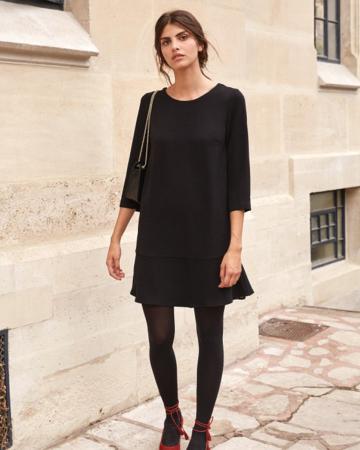Robe Felini noire