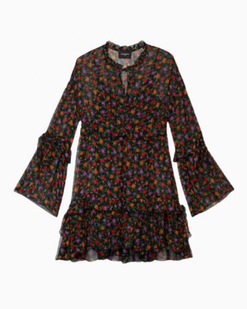 Robe Floral flowers