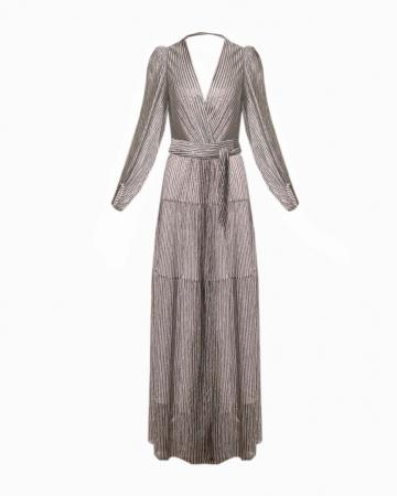 Grey Maddie dress