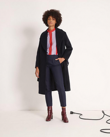 Manteau Long Atlantis