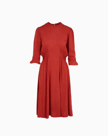 Robe Nora Rouge