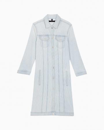Dress Denim Bleached