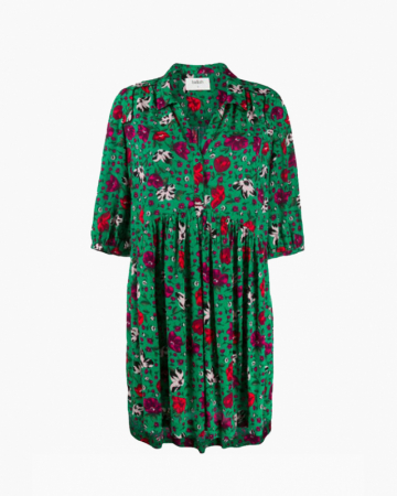 Robe Pascou Vert