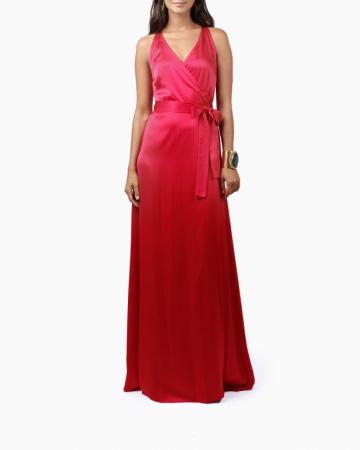 Robe Paola Cherry Wrap