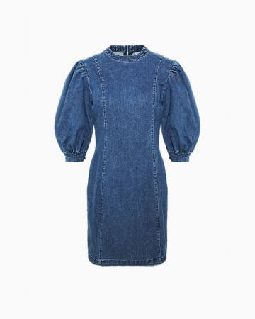 Robe Denim Balloon