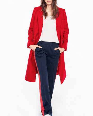 Manteau Pally Rouge