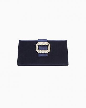 Pilgrim Navy purse