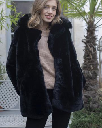 Manteau Faux Fur