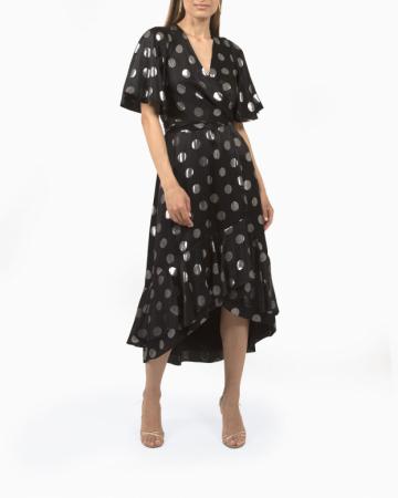 Sareth Dot Dress
