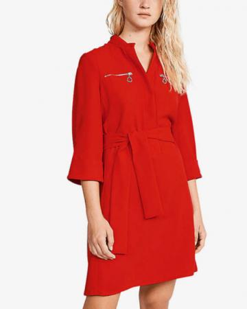 Robe Red Cerise