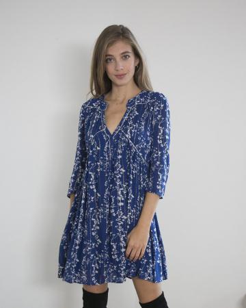 Robe Freeza Bleu