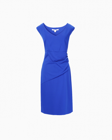 Blue Bevin dress