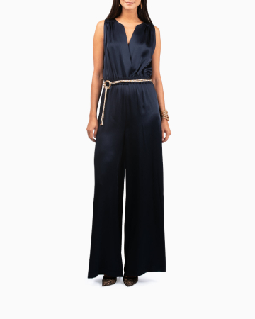 Irma Satin Jumpsuit