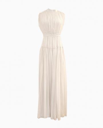 Robe Athéna Blanche