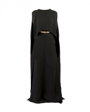 Robe Black Cape