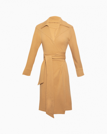 Robe Wool tan
