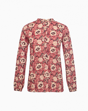 Chemise Bicycle Red
