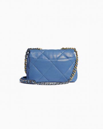 Sac Flap Blue