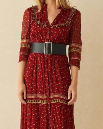 Barie Carmin Dress