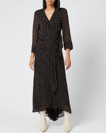 Robe Printed Georgette Wrap
