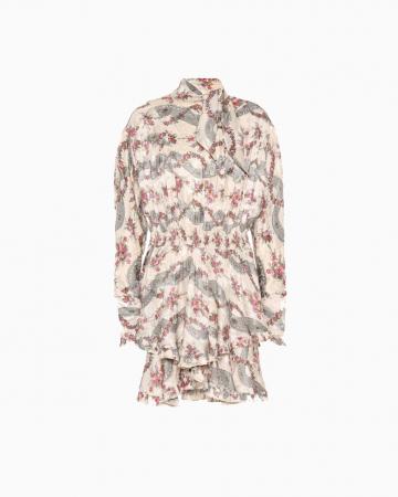 Robe Joséphine Florale